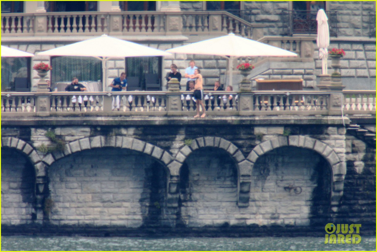 harry styles jumps into lake como 273146823