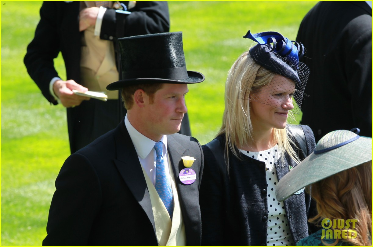 prince harry looks top notch top hat 223137220