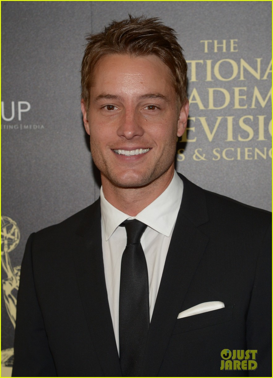 justin hartley chrishell strause daytime emmy awards 2014 083141945