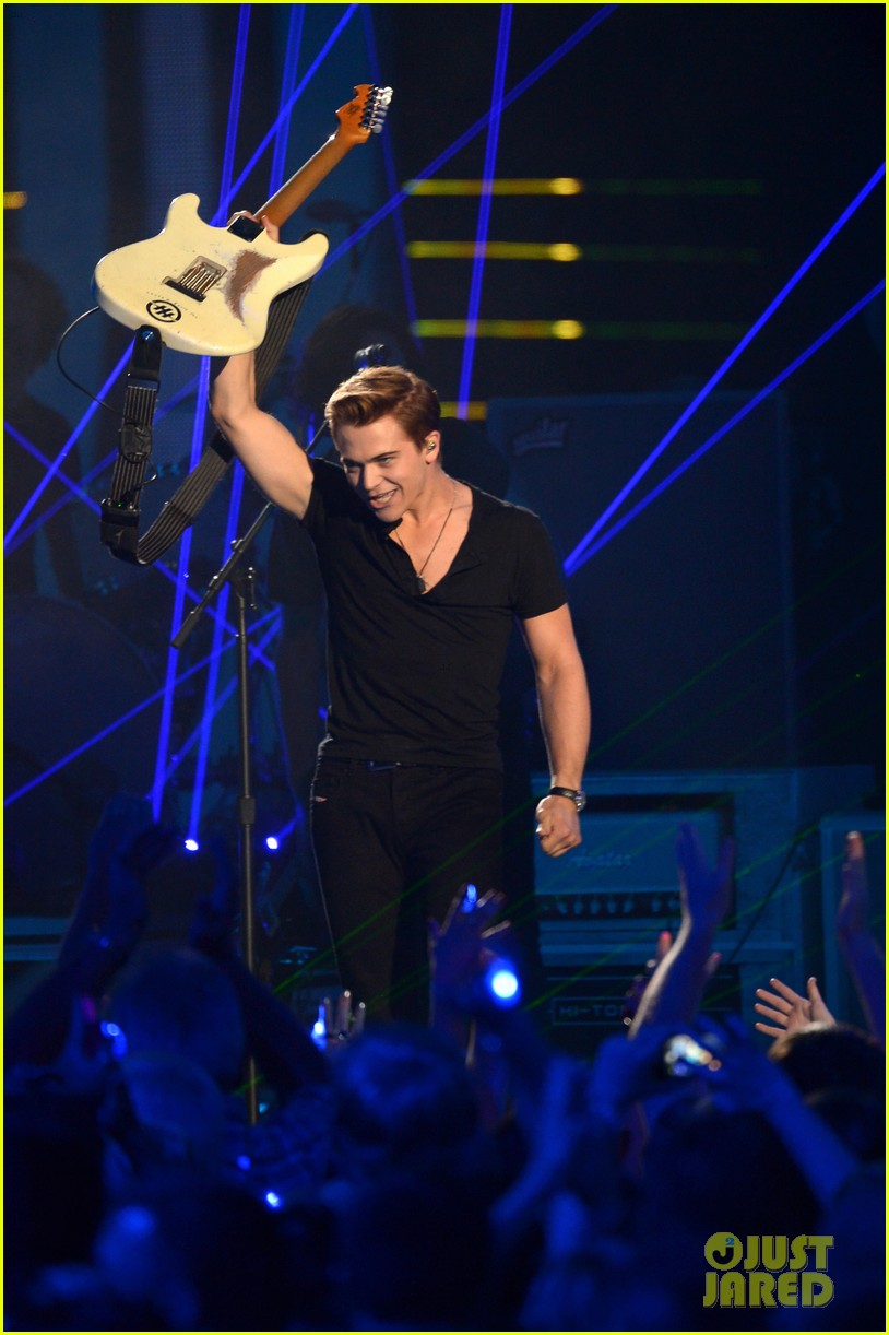 hunter hayes cmt music awards 2014 093128420