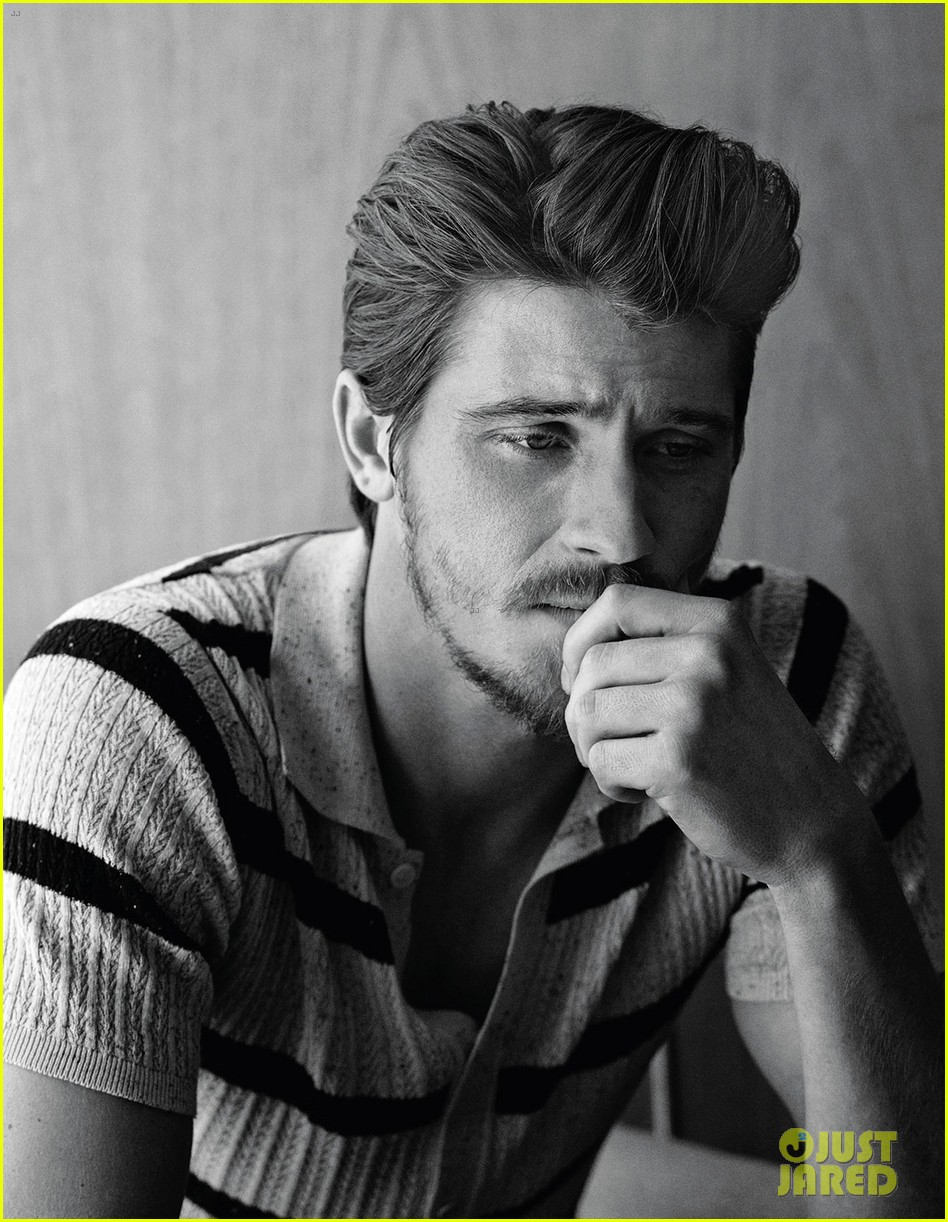 garrett hedlund man of the world 023126682