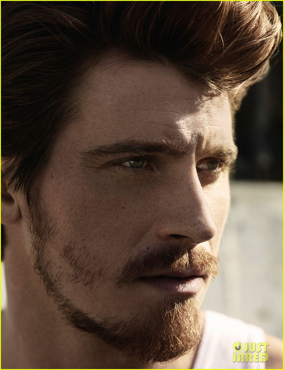 garrett hedlund man of the world 063126686