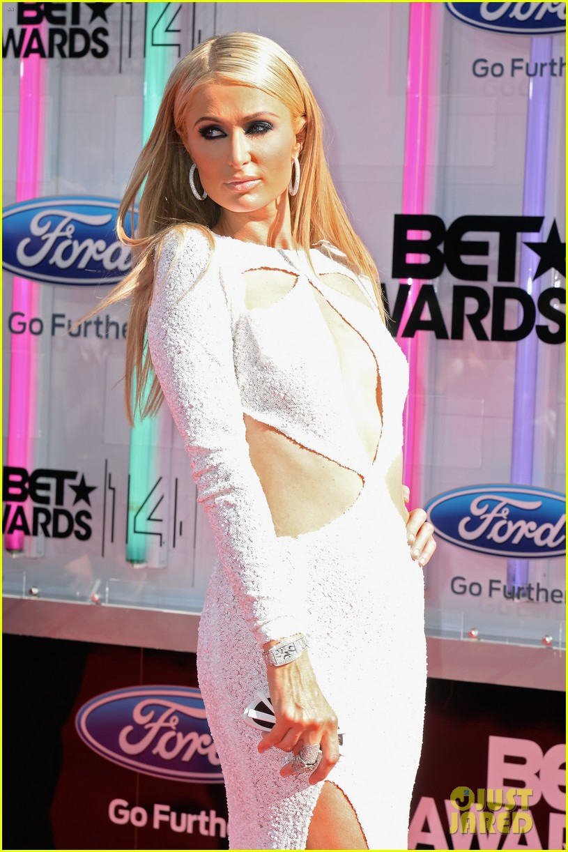 paris hilton bet awards 2014 023146305