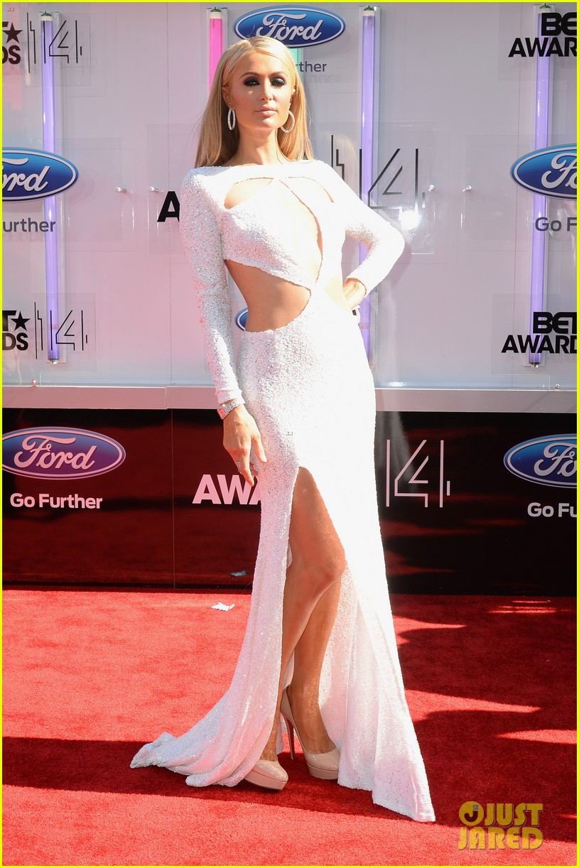 paris hilton bet awards 2014 073146310