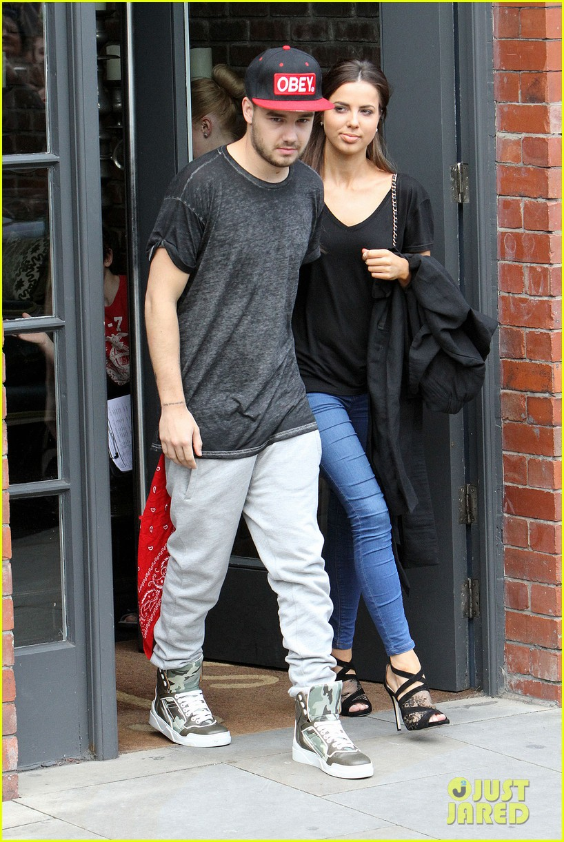 liam payne niall horan sophia smith one direction manchester 023125931
