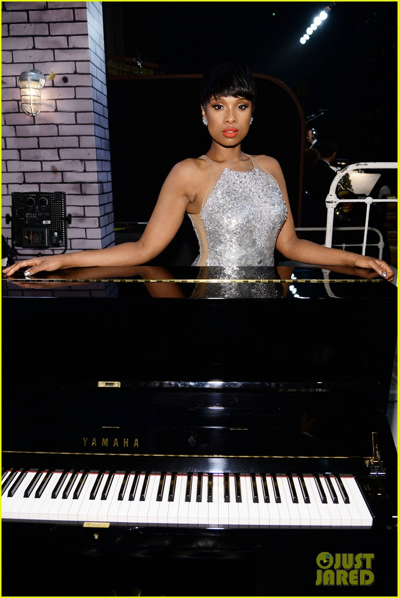 jennifer hudson performs song from finding neverland at tony awards 2014 063131445