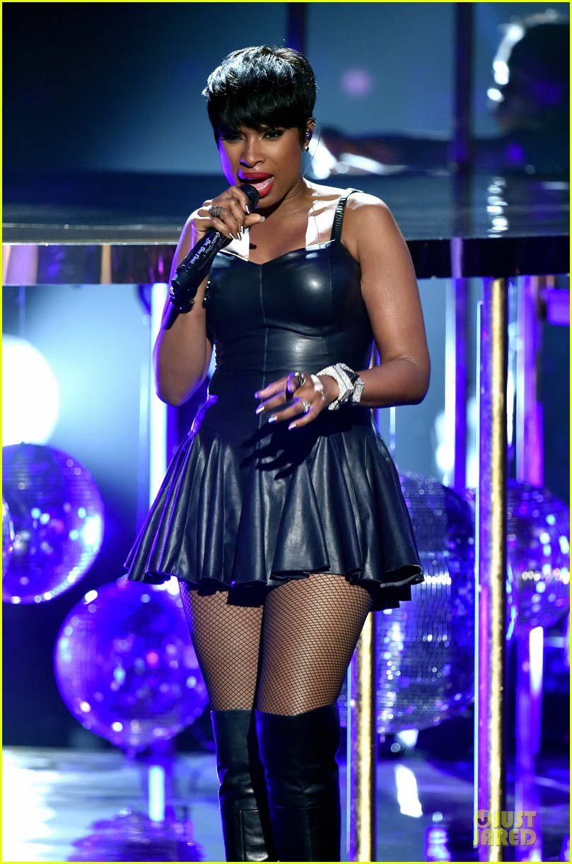 jennifer hudson shirtless david mcintosh bet awards 2014 103146468