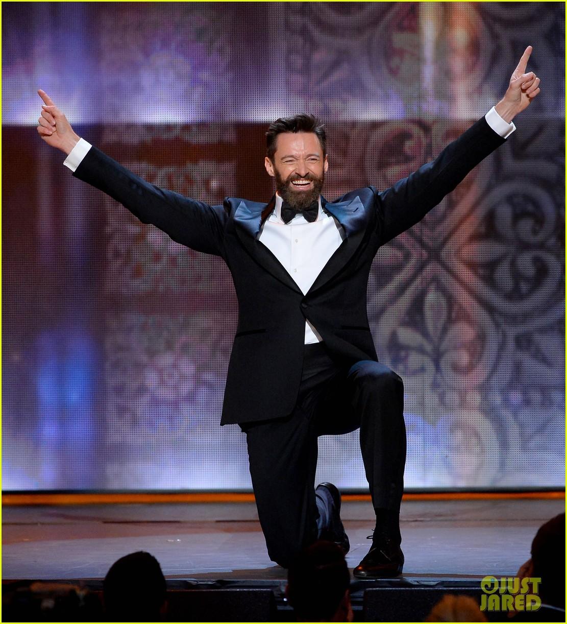 hugh jackman opening number tony awards 2014 033131274