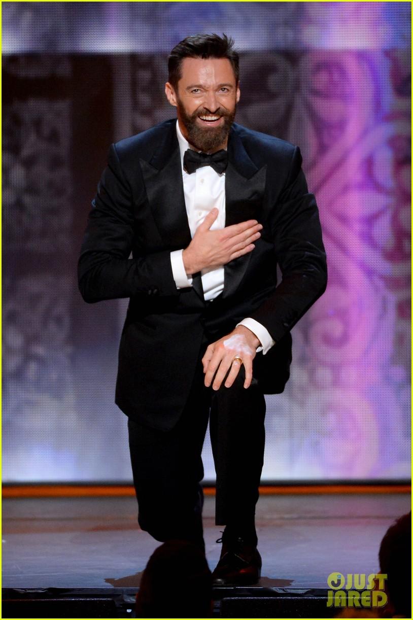 hugh jackman opening number tony awards 2014 063131277
