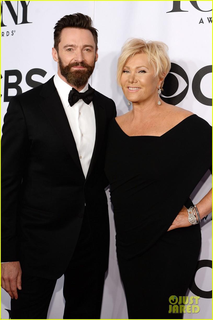 hugh jackman wife deborra lee furness tony awards 2014 033131136