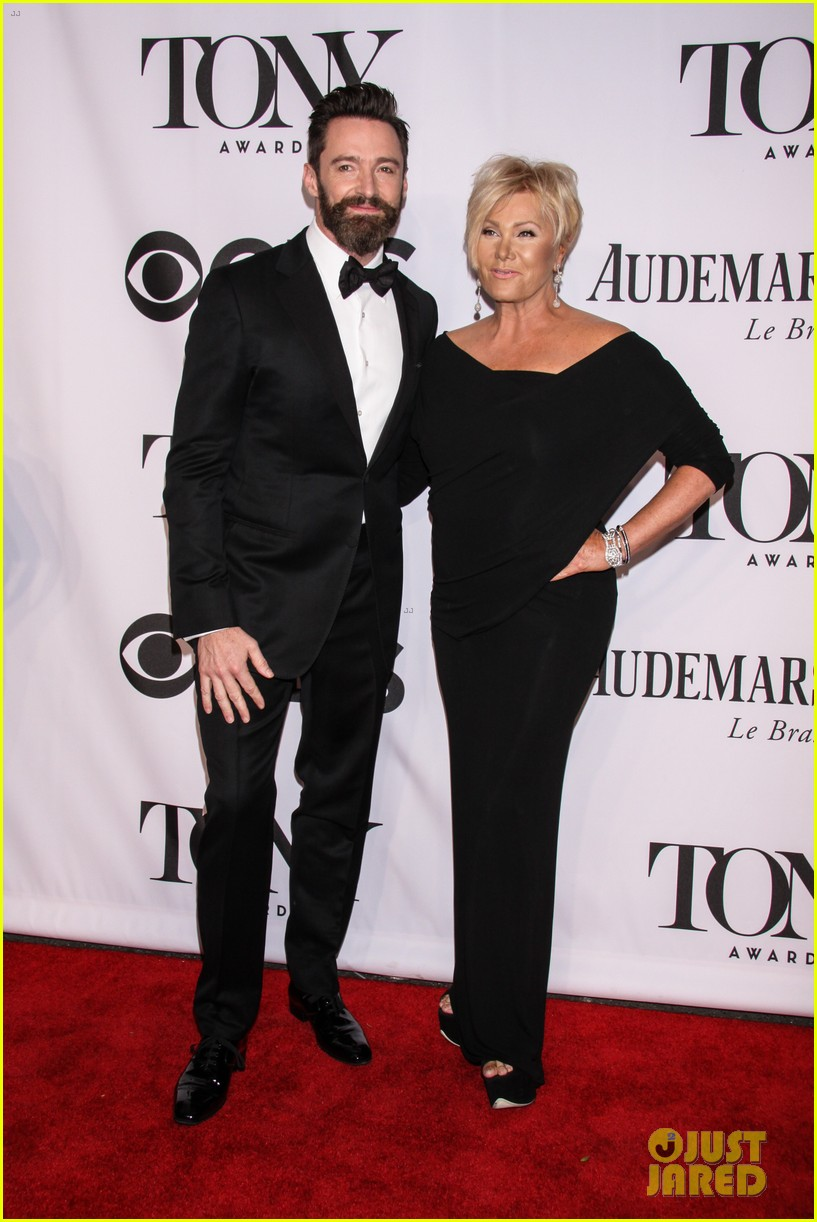 hugh jackman wife deborra lee furness tony awards 2014 053131138