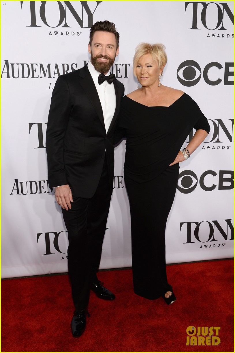 hugh jackman wife deborra lee furness tony awards 2014 063131139