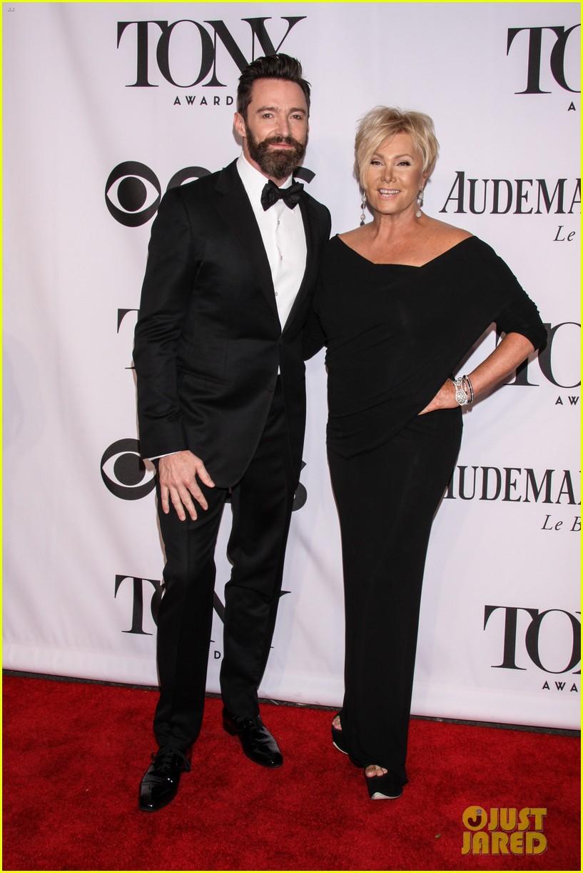 hugh jackman wife deborra lee furness tony awards 2014 113131144