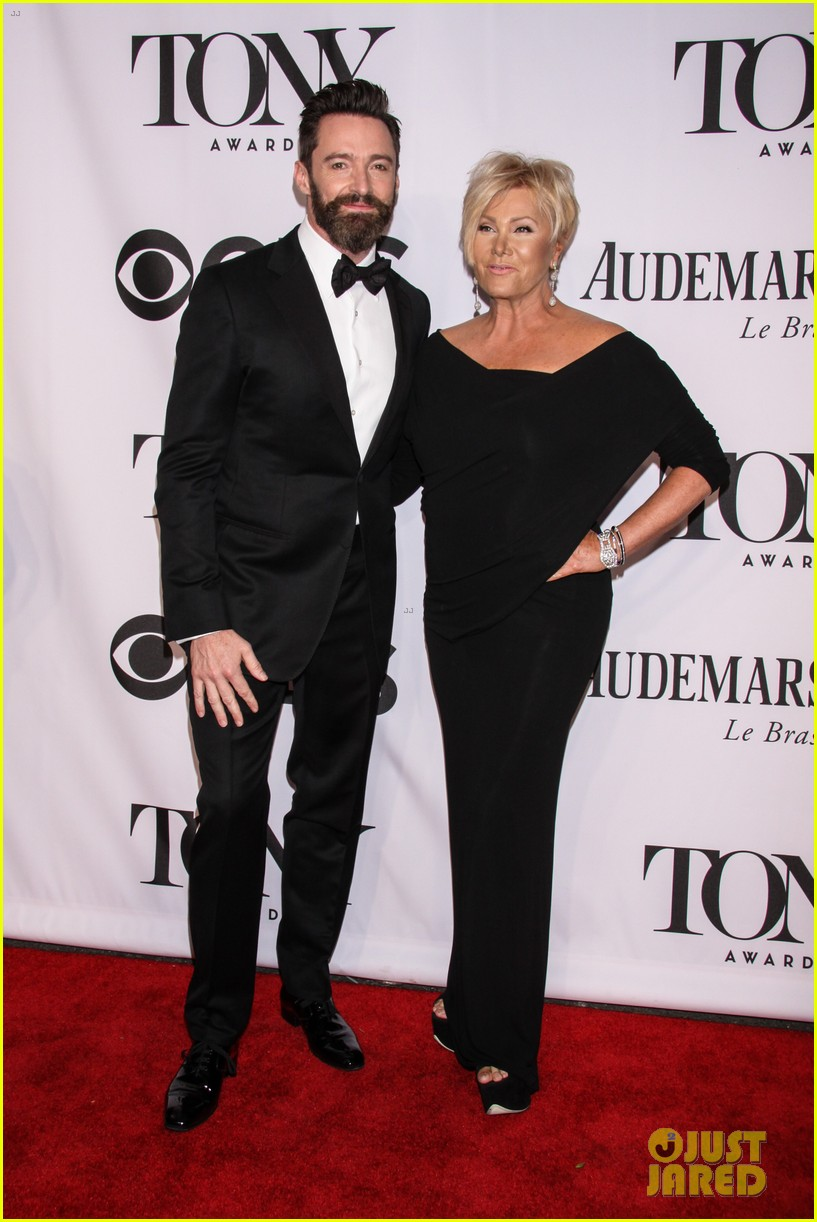 hugh jackman wife deborra lee furness tony awards 2014 12