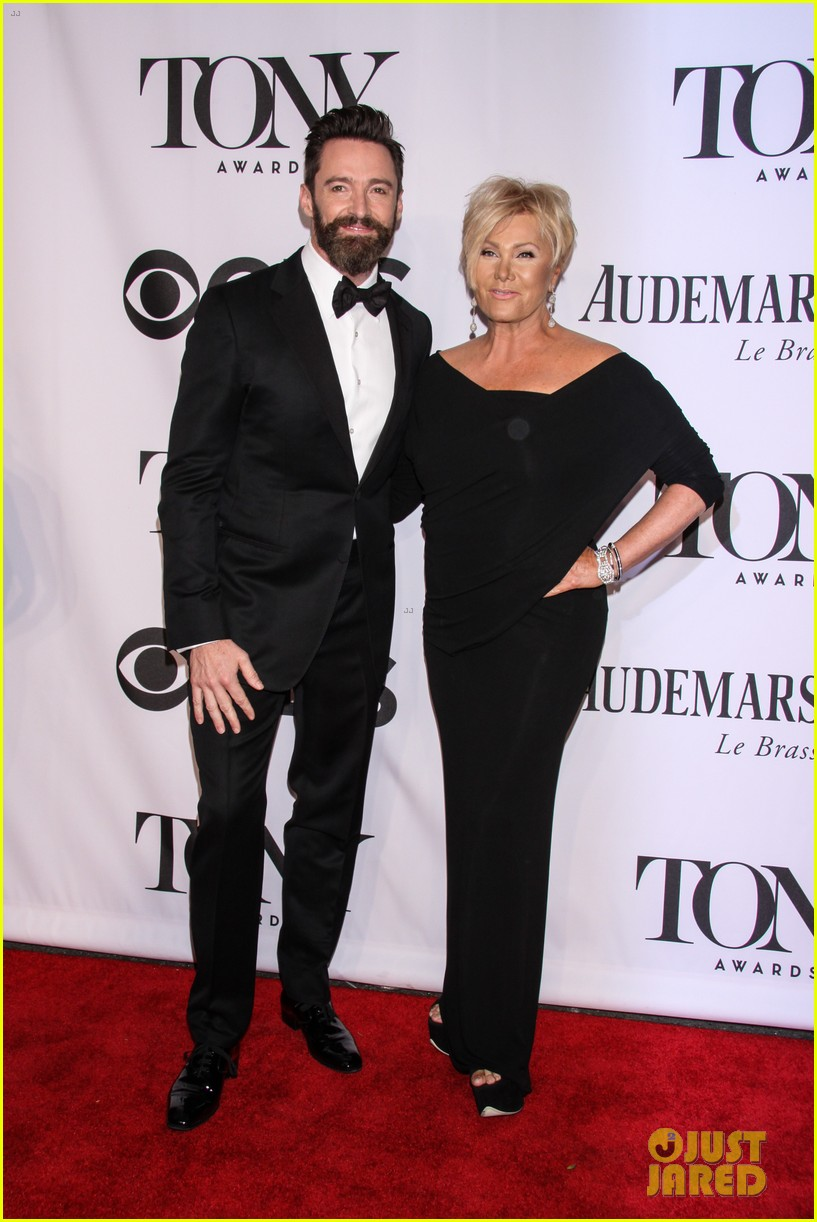 hugh jackman wife deborra lee furness tony awards 2014 133131146