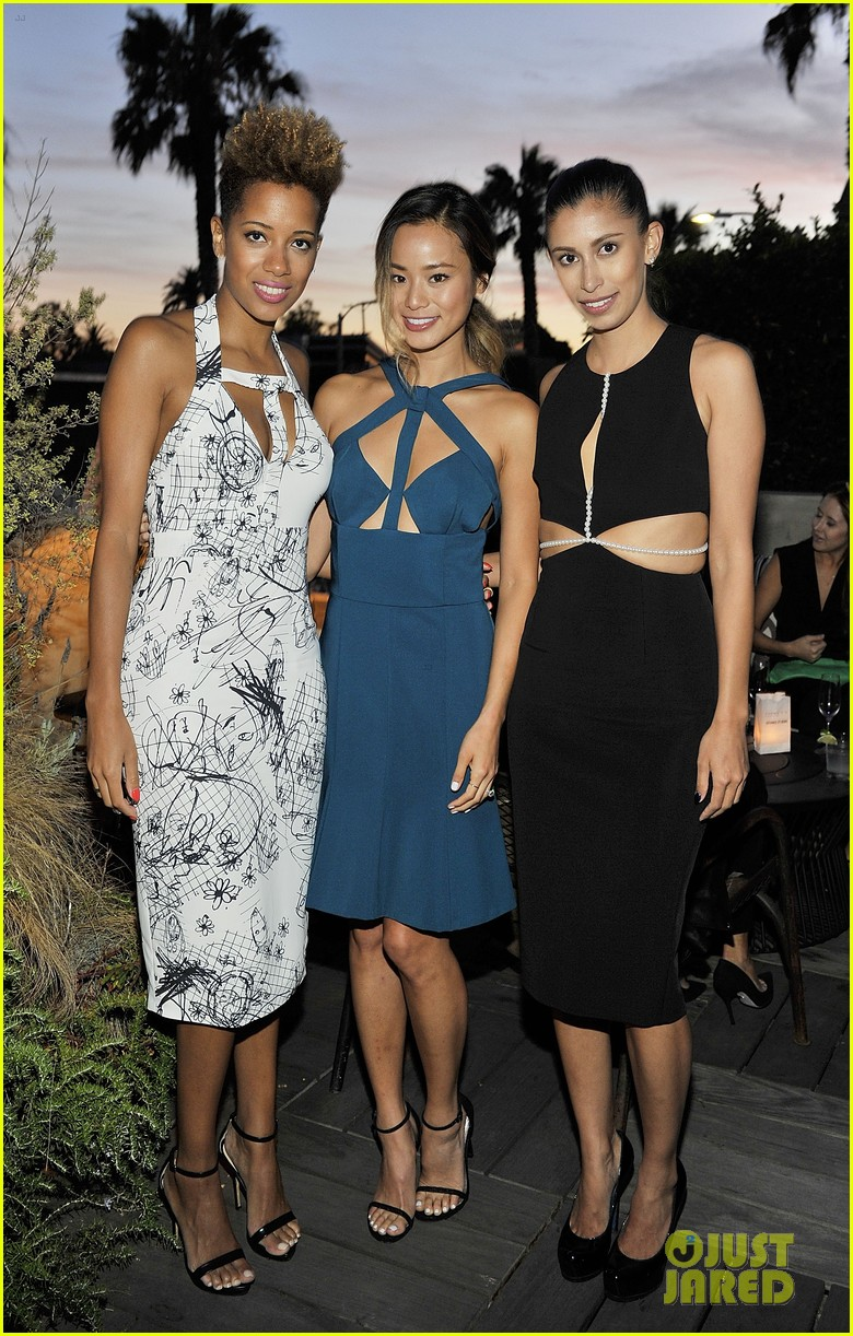 jamie chung ashley madekwe cushnie ochs party 043144770