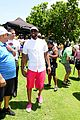 jamie fox dwyane wade celebrity golf tournament miami 13