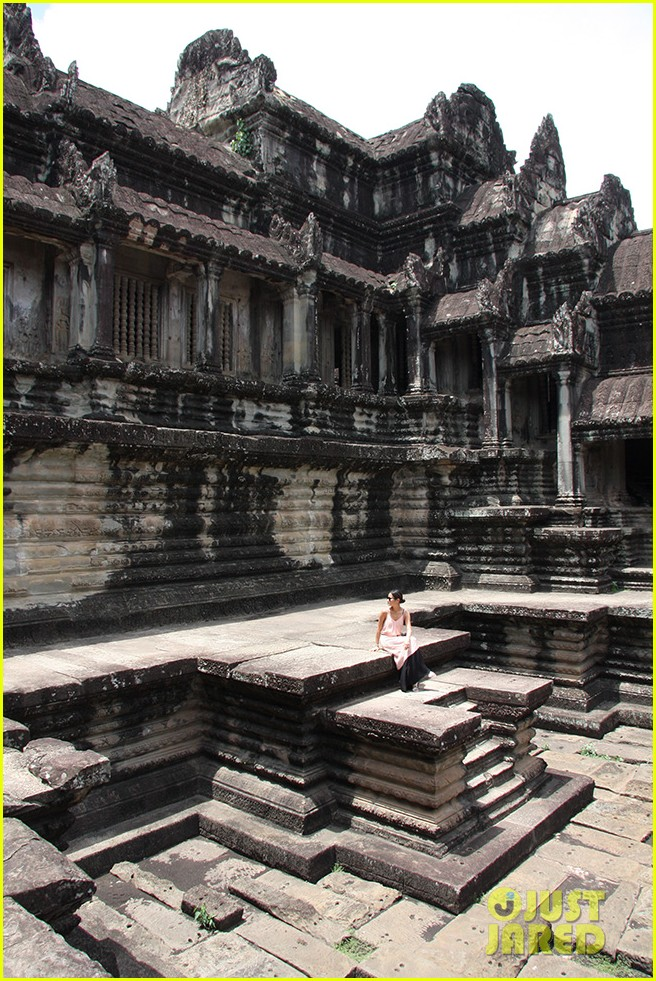 jamie chung cambodia adventures photos 053137233