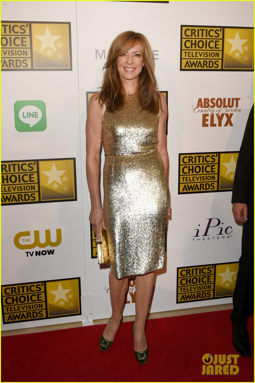 allison janney critics choice tv awards 2014 033139426