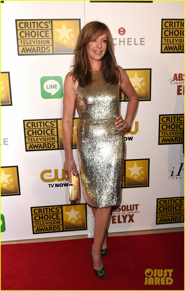 allison janney critics choice tv awards 2014 183139441