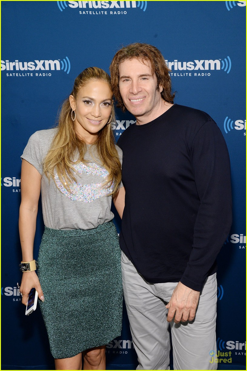 jennifer lopez reunites first loves on gma 053139215