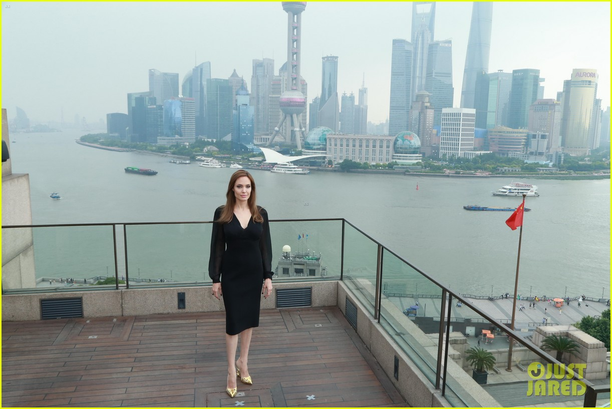 angelina jolie brings maleficent to china 363127275