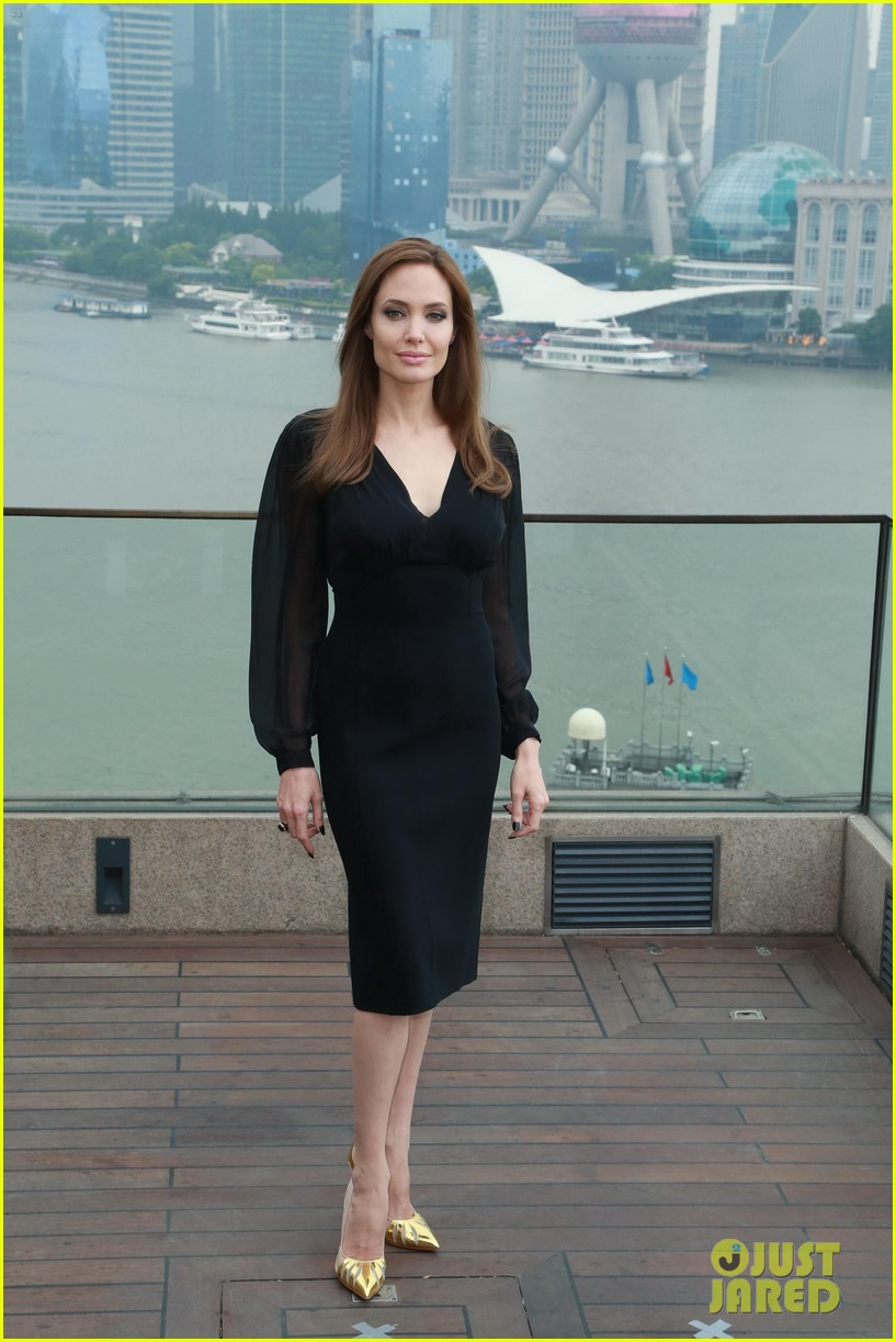 angelina jolie brings maleficent to china 383127277