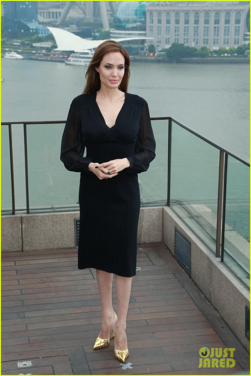 angelina jolie brings maleficent to china 403127279