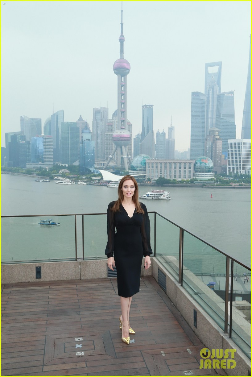 angelina jolie brings maleficent to china 433127282