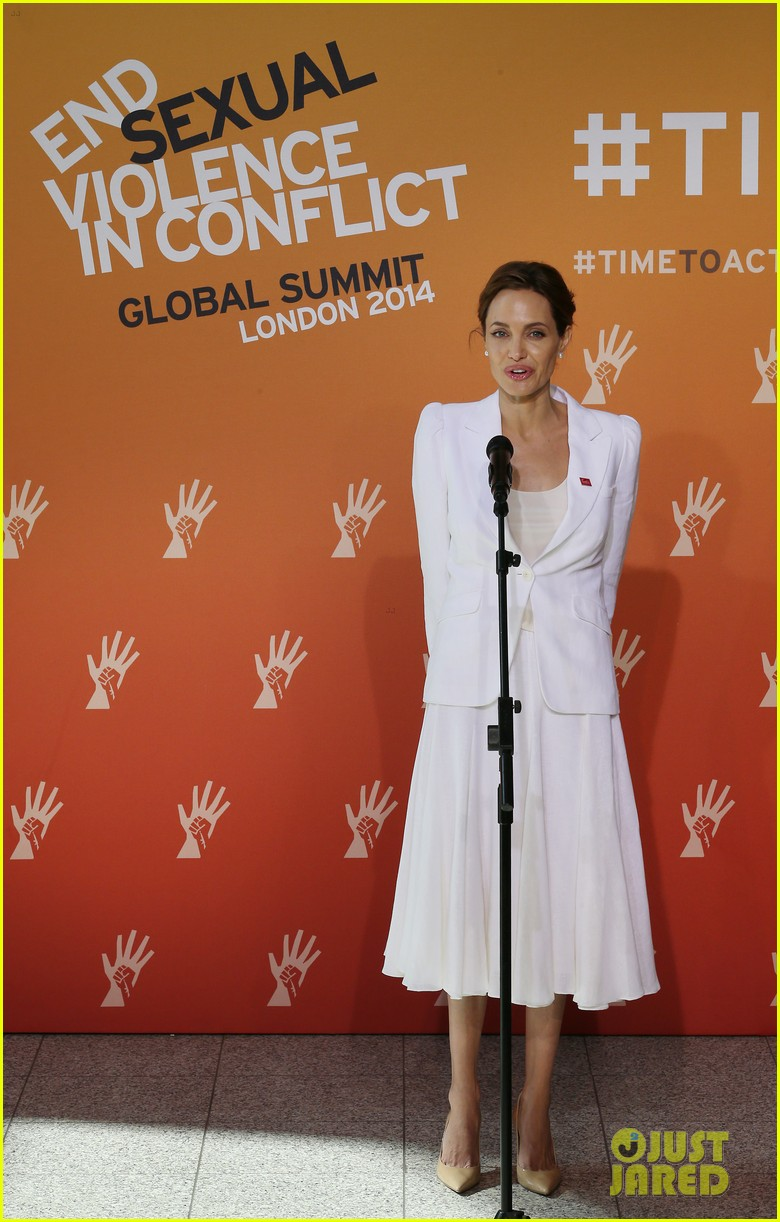 angelina jolie calls for an end to sexual violence 113132246