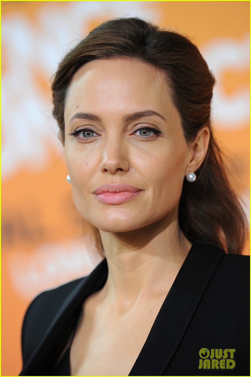 brad pitt supports wife angelina jolie at day three of global summit 203133794