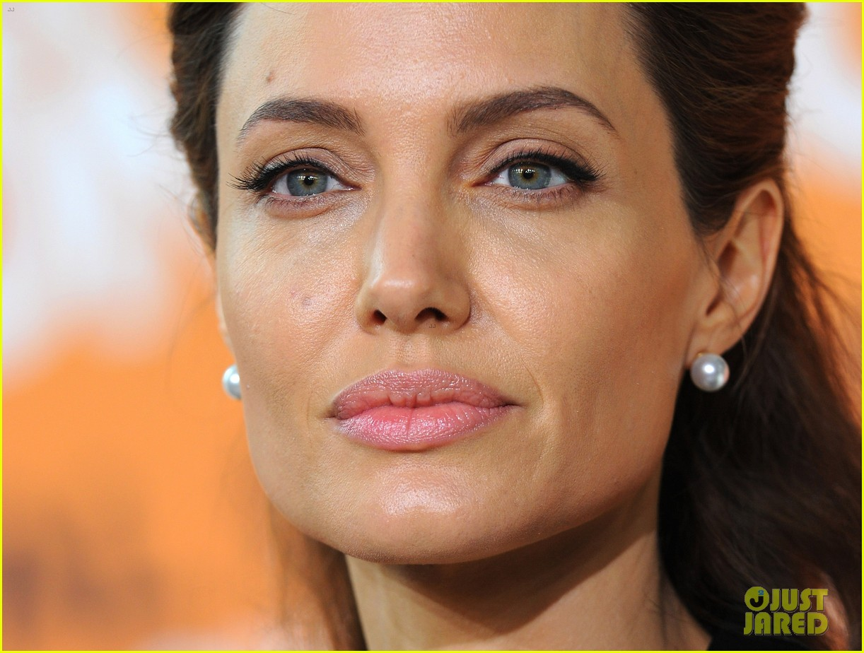 brad pitt supports wife angelina jolie at day three of global summit 223133796