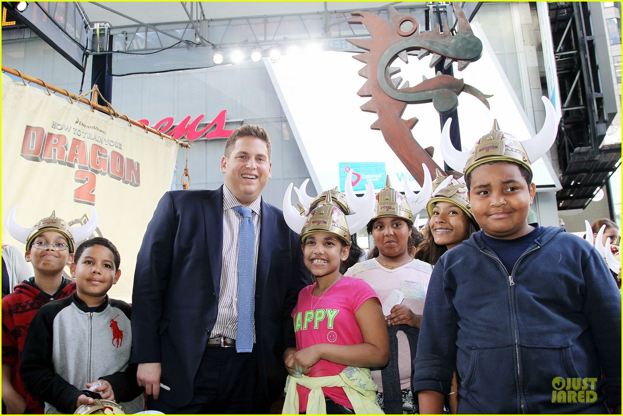 jonah hill jay baruchel kids for how to train your dragon 093130511
