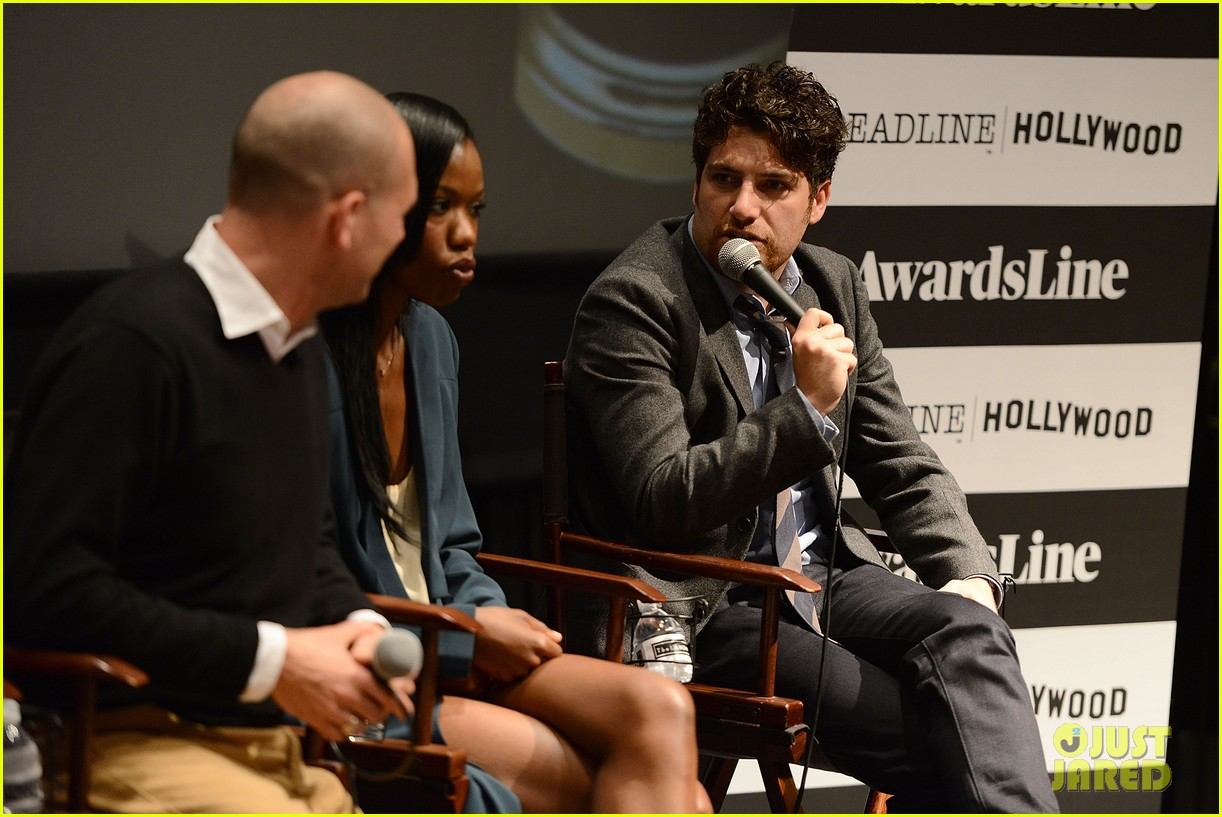 mindy kaling mindy project screening with the cast 083129615