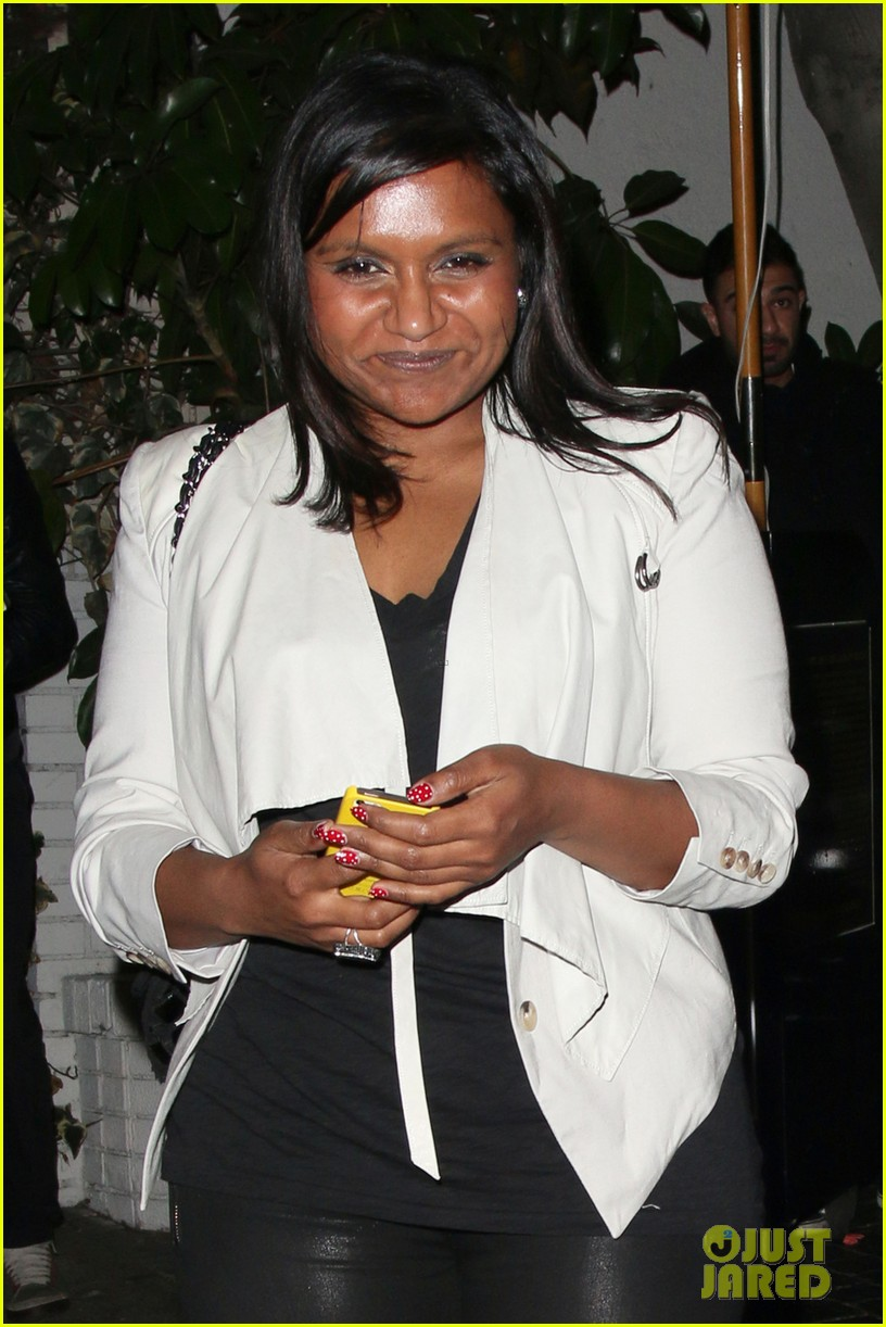 mindy kaling star wars episode 7 role 043131827