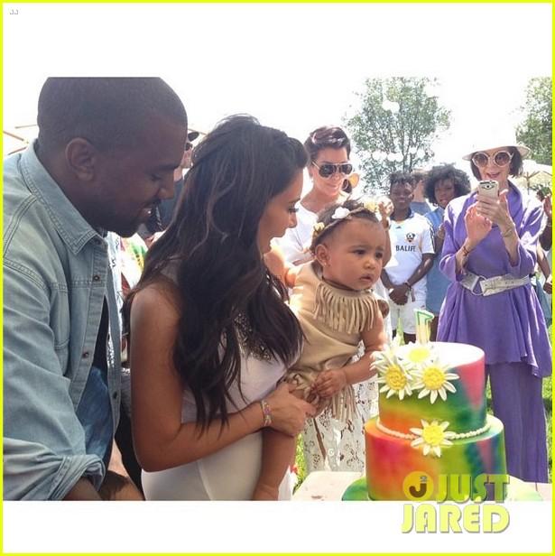 kim kardashian north west birthday party 033141775