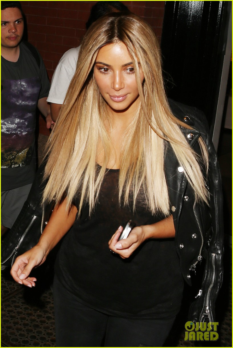 kim kardashian blonde hair wig 053143532