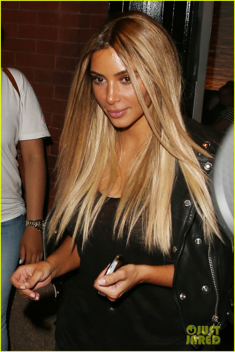 kim kardashian blonde hair wig 093143536