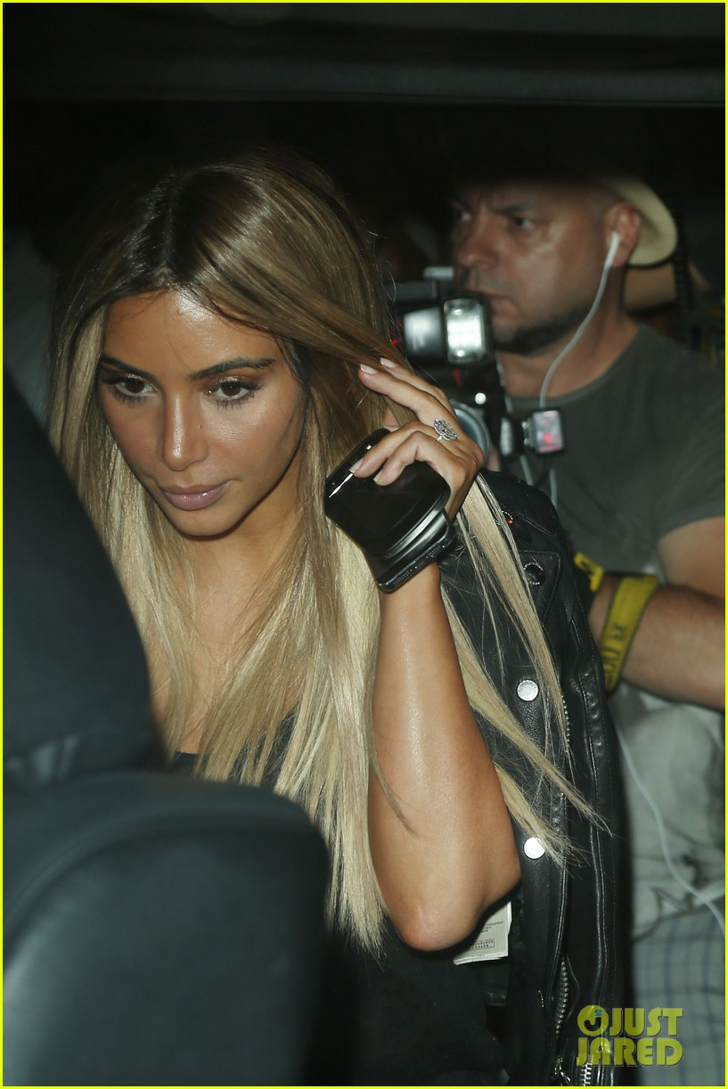 kim kardashian blonde hair wig 183143545