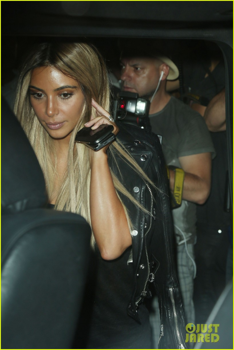kim kardashian blonde hair wig 213143548