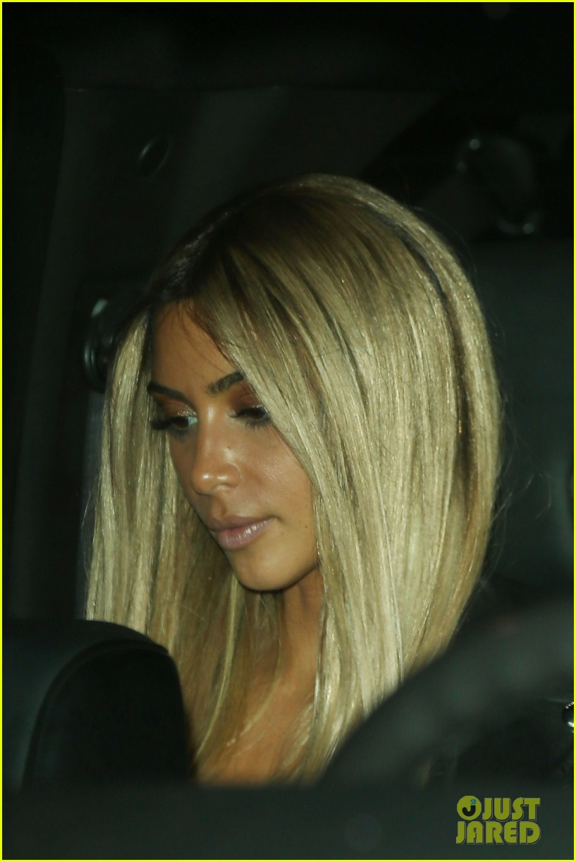 kim kardashian blonde hair wig 223143549