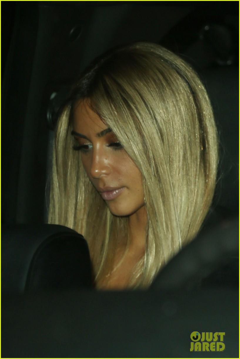 kim kardashian blonde hair wig 283143555