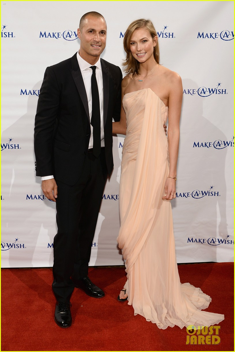 karlie kloss is a true angel at make a wish gala 073134668