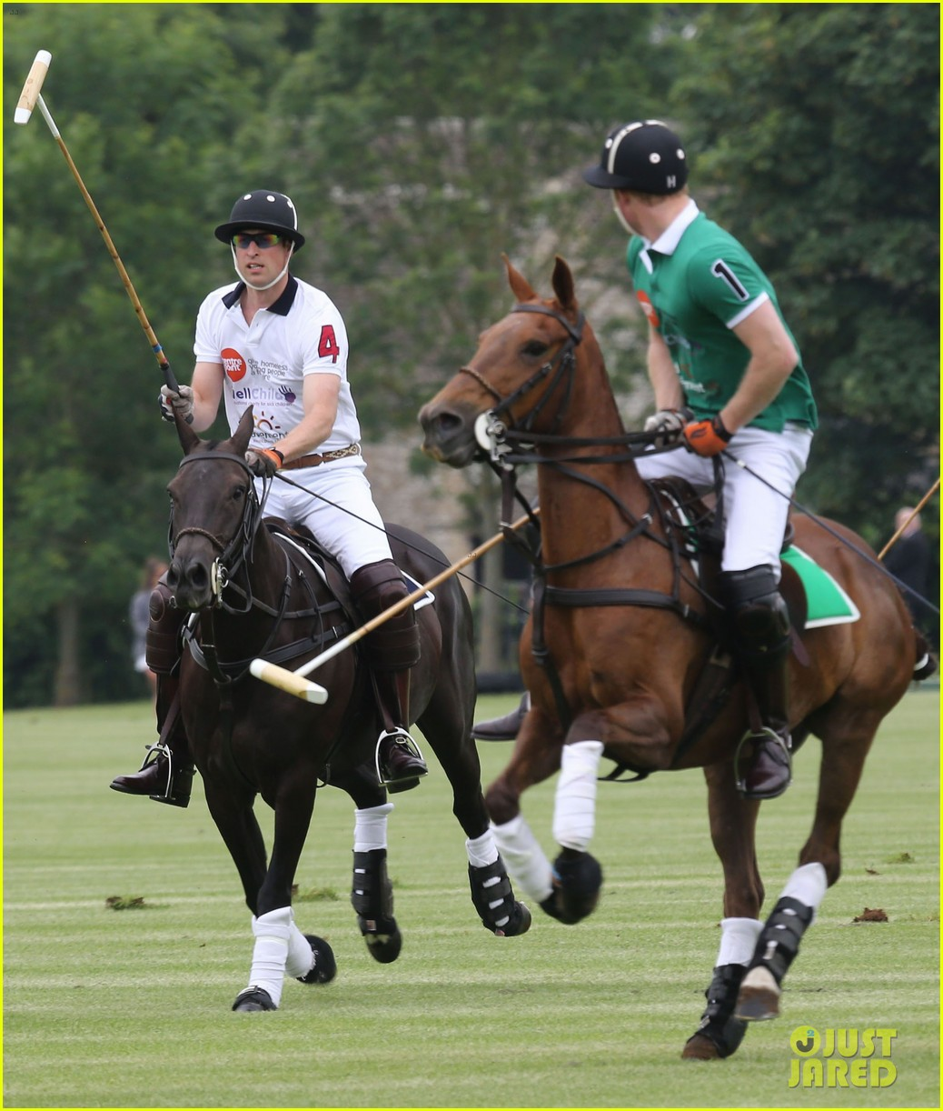 kate middleton prince george william polo match 053135932