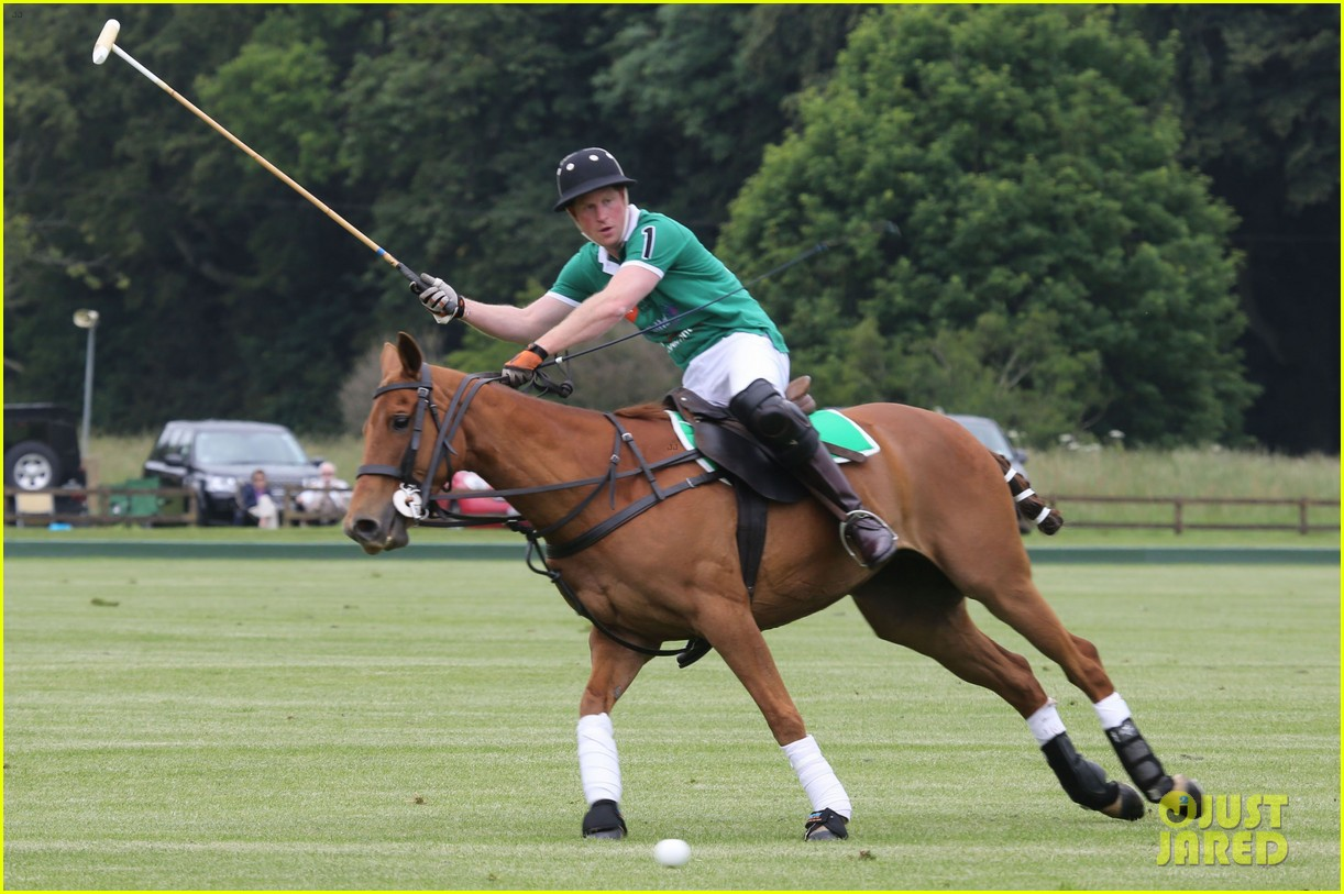 kate middleton prince george william polo match 213135948