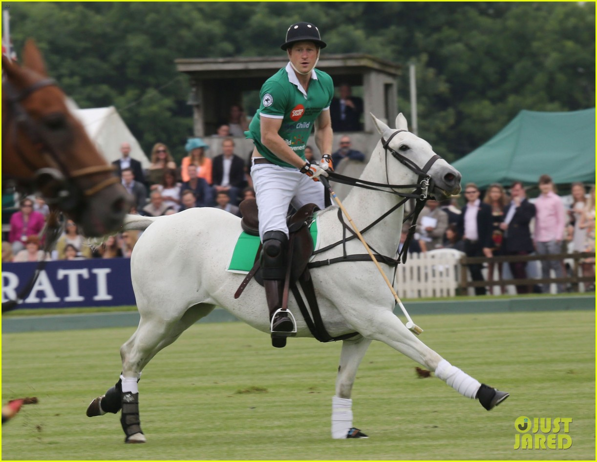 kate middleton prince george william polo match 233135950