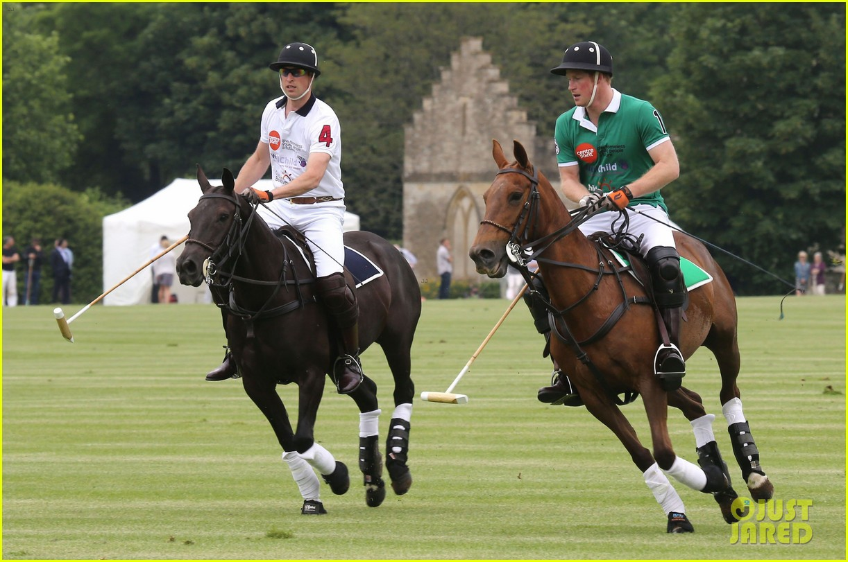 kate middleton prince george william polo match 243135951