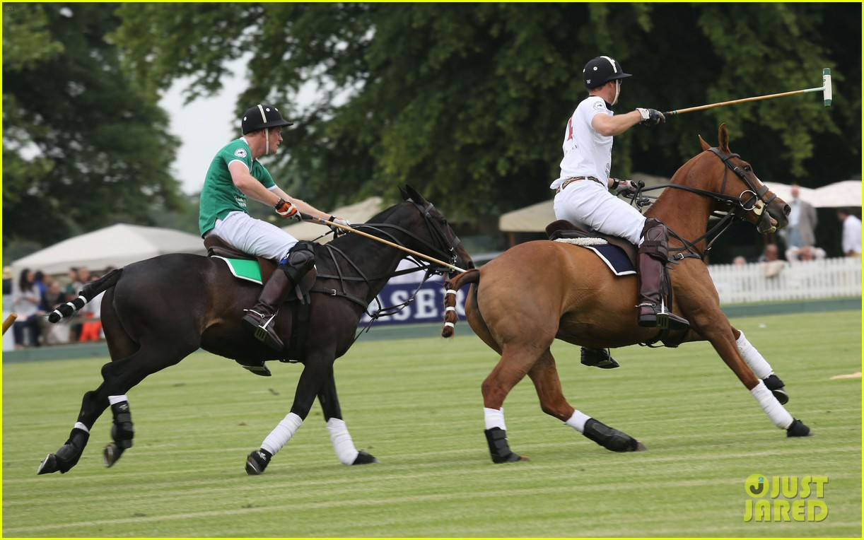 kate middleton prince george william polo match 273135954