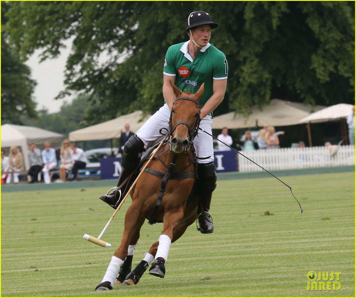 kate middleton prince george william polo match 303135957