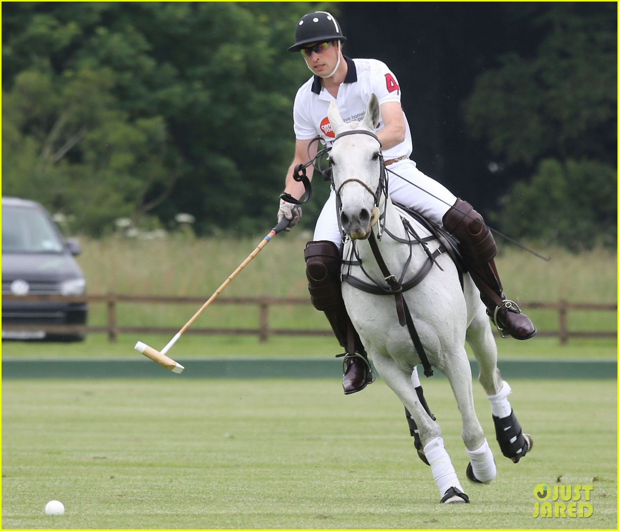 kate middleton prince george william polo match 313135958